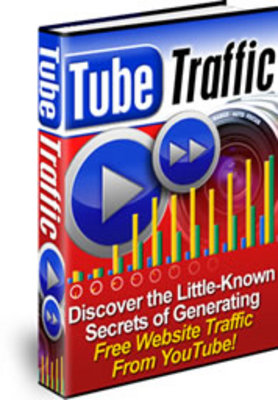 Product picture Tube Traffic - Free Website Traffic From YouTube